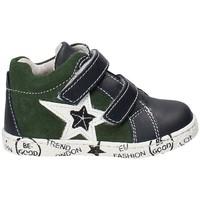 Čevlji  Otroci Visoke superge Melania ME0157A8I.B Zelena