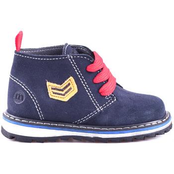 Čevlji  Otroci Polškornji Melania ME1032B8I.B Modra