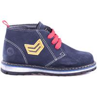 Čevlji  Otroci Polškornji Melania ME2032D8I.D Modra