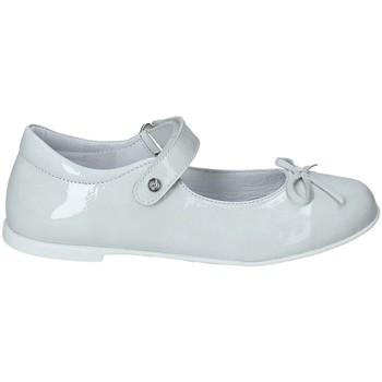 Čevlji  Otroci Balerinke Naturino 2012392-02-9115 Biely
