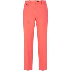 Oblačila Ženske Hlače Chino / Carrot Calvin Klein Jeans K20K201629 Roza