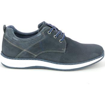 Čevlji  Moški Nizke superge Grunland SC3806 Modra