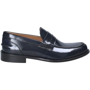 Čevlji  Moški Mokasini Exton 102 Modra