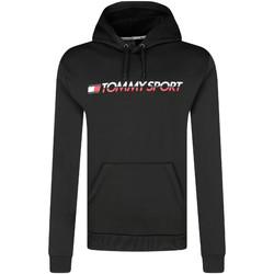 Oblačila Moški Puloverji Tommy Hilfiger S20S200067 Črna