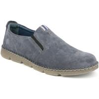 Čevlji  Moški Slips on Grunland SC4526 Modra