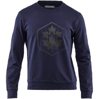 Oblačila Moški Puloverji Lumberjack CM60142 001 502 Modra