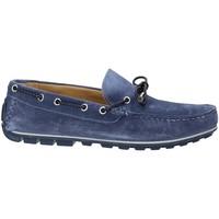 Čevlji  Moški Mokasini Rogers 700 Modra