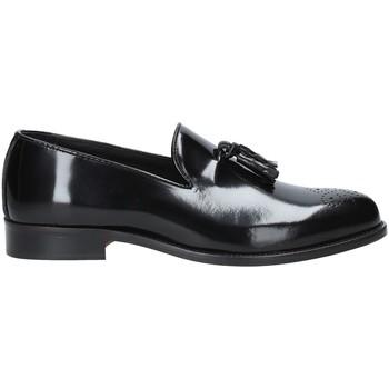 Čevlji  Moški Mokasini Rogers 603 Črna