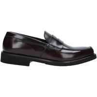 Čevlji  Moški Mokasini Rogers AZ004 Rdeča