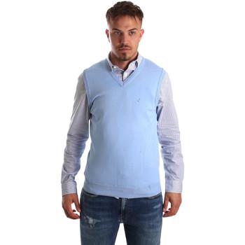 Oblačila Moški Telovniki & Jope Navigare NV00165 21 Modra