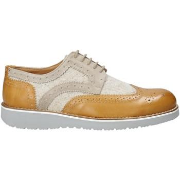 Čevlji  Moški Čevlji Derby Exton 5105 Bež