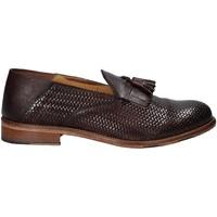 Čevlji  Moški Mokasini Exton 3105 Rjav