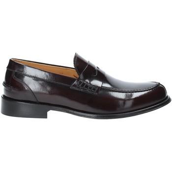 Čevlji  Moški Mokasini Exton 102 Rdeča