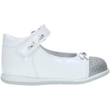 Čevlji  Otroci Balerinke Melania ME0110A9E.A Biely