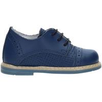 Čevlji  Otroci Čevlji Derby Melania ME1238B9E.A Modra