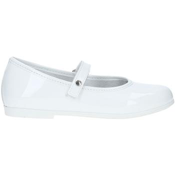 Čevlji  Otroci Balerinke Melania ME6052F9E.A Biely