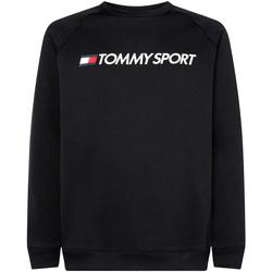 Oblačila Moški Puloverji Tommy Hilfiger S20S200280 Črna
