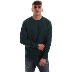 Oblačila Moški Puloverji Navigare NV21009 Zelena