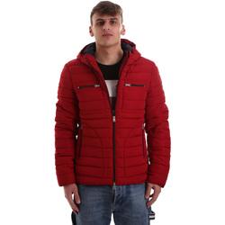Oblačila Moški Puhovke Gaudi 921BU35019 Rdeča