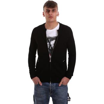 Oblačila Moški Telovniki & Jope Gaudi 921BU53015 Črna
