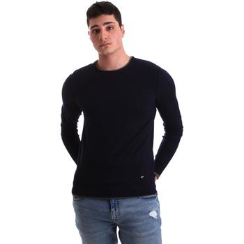 Oblačila Moški Puloverji Gaudi 921BU53036 Modra