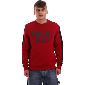 Oblačila Moški Puloverji Gaudi 921BU64051 Rdeča