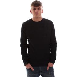 Oblačila Moški Puloverji Antony Morato MMSW00996 YA400006 Modra
