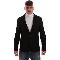 Oblačila Moški Jakne & Blazerji Antony Morato MMJA00407 FA100130 Črna