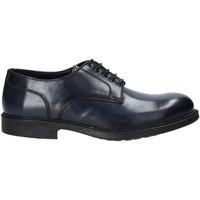 Čevlji  Moški Čevlji Derby Rogers 6500_4 Modra