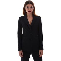 Oblačila Ženske Jakne & Blazerji Gaudi 921BD35027 Modra