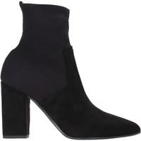 Čevlji  Ženske Gležnjarji Grace Shoes 140M007 Črna