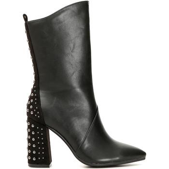 Čevlji  Ženske Mestni škornji    Café Noir MA944 Črna