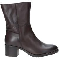 Čevlji  Ženske Gležnjarji Marco Ferretti 172767MF Rjav