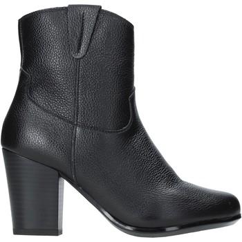 Čevlji  Ženske Gležnjarji The Flexx E8012_02 Črna