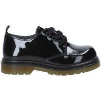 Čevlji  Otroci Čevlji Derby Melania ME2221D9I.B Črna