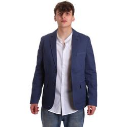 Oblačila Moški Jakne & Blazerji Gaudi 011BU35025 Modra