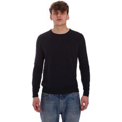 Oblačila Moški Puloverji Gaudi 011BU53024 Modra