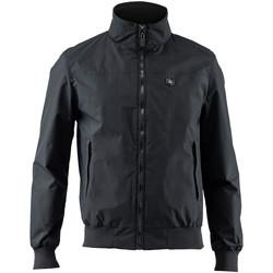 Oblačila Moški Jakne Lumberjack CM79624 001 404 Črna