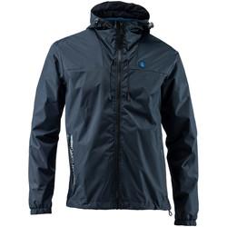 Oblačila Moški Vetrovke Lumberjack CM79723 001 407 Modra