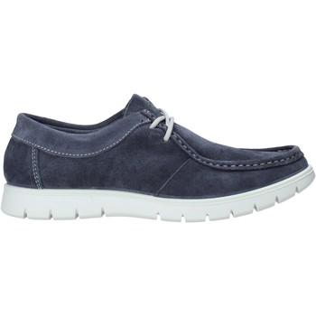Čevlji  Moški Mokasini IgI&CO 5115500 Modra