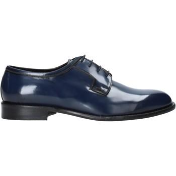 Čevlji  Moški Čevlji Derby Rogers 1044_5 Modra