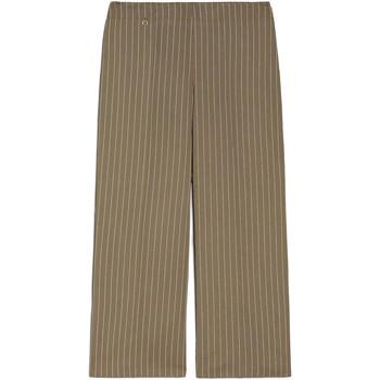 Oblačila Ženske Lahkotne hlače & Harem hlače NeroGiardini E060151D Zelena