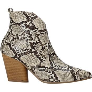 Čevlji  Ženske Gležnjarji Grace Shoes 7241007 Bež