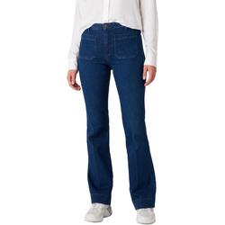 Oblačila Ženske Jeans Wrangler W233JN69F Modra
