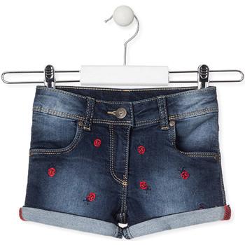 Oblačila Otroci Kratke hlače & Bermuda Losan 016-6010AL Modra