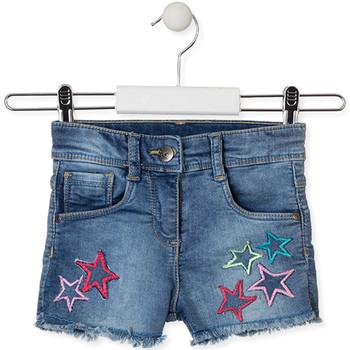 Oblačila Otroci Kratke hlače & Bermuda Losan 016-6016AL Modra