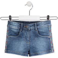 Oblačila Otroci Kratke hlače & Bermuda Losan 016-6022AL Modra