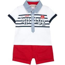 Oblačila Otroci Otroški kompleti Chicco 09076394000000 Biely