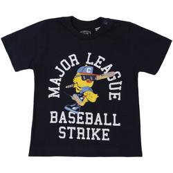 Oblačila Otroci Majice s kratkimi rokavi Chicco 09006918000000 Modra