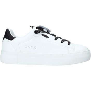 Čevlji  Ženske Nizke superge Onyx S20-SOX701 Črna